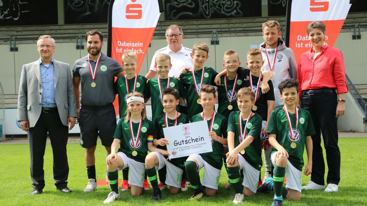 Bezirk Harburg Streetsoccer Cup